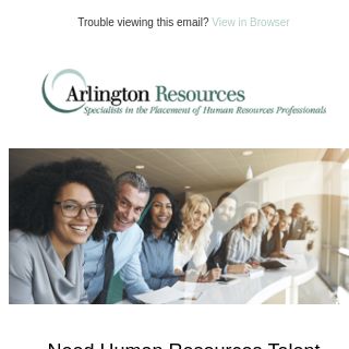 Arlington Resources Wins Best of Staffing